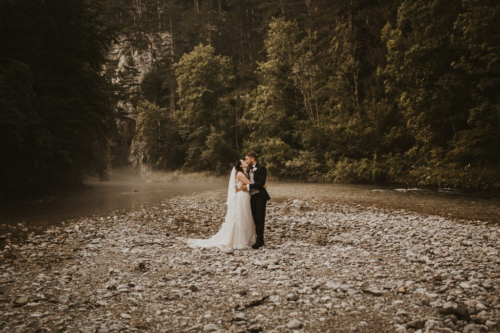 wedding session in höllental austria